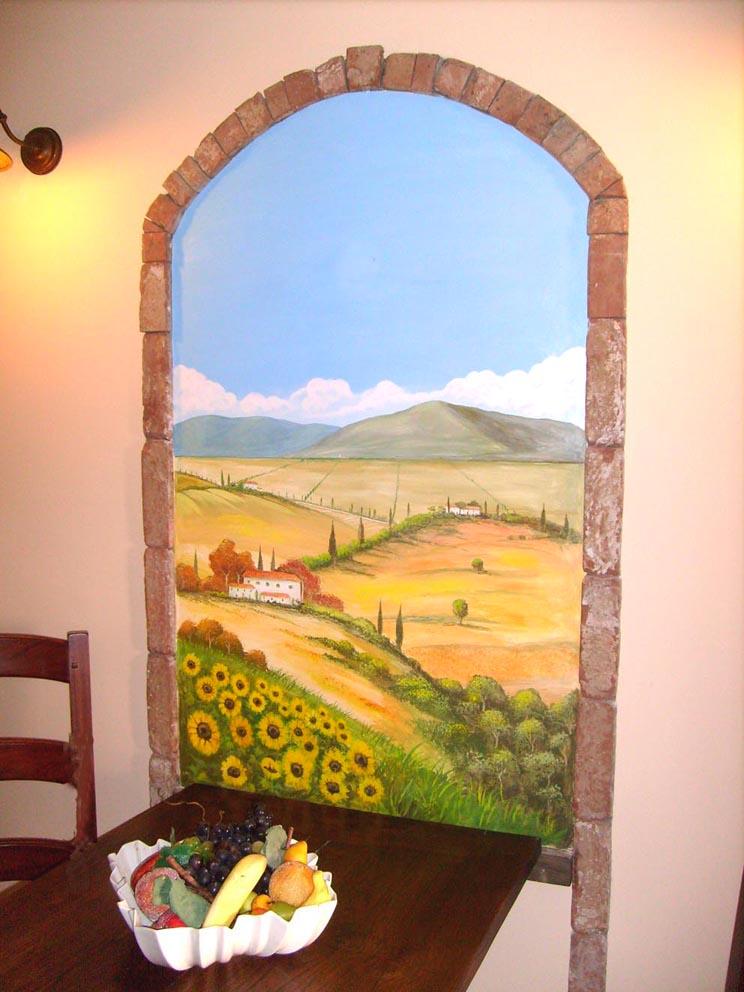 Abitazione Privata -Sassari- Decorazione pittorica