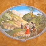 decorazione-sardegna-cornice imitazione porfido
