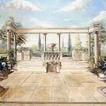 Affreschi: Vedute e Giardini