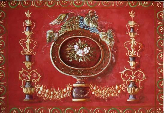 Affreschi ornamentali